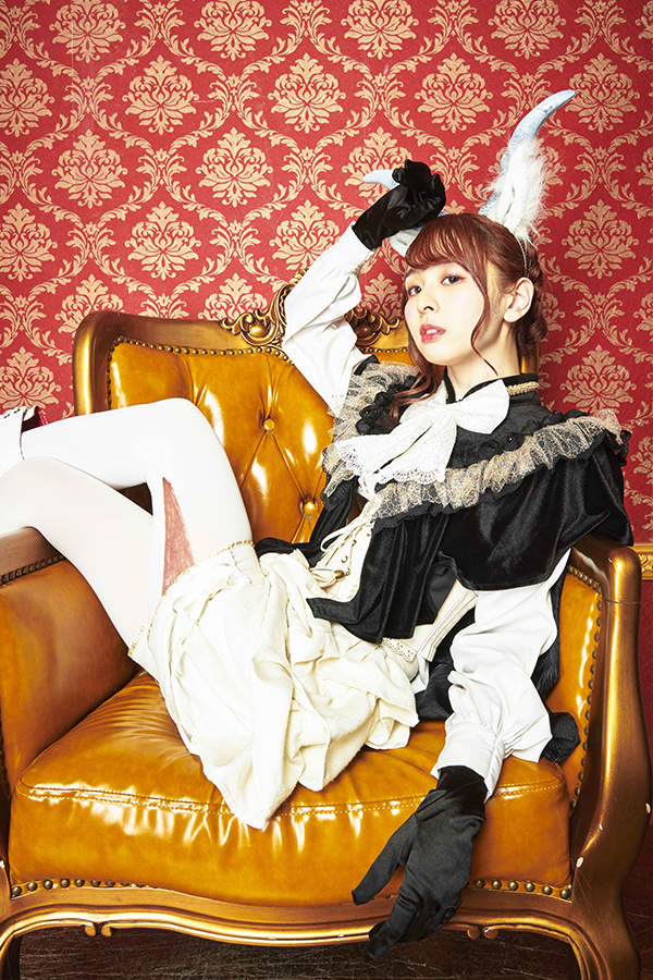 Black buck / Miki Mirai